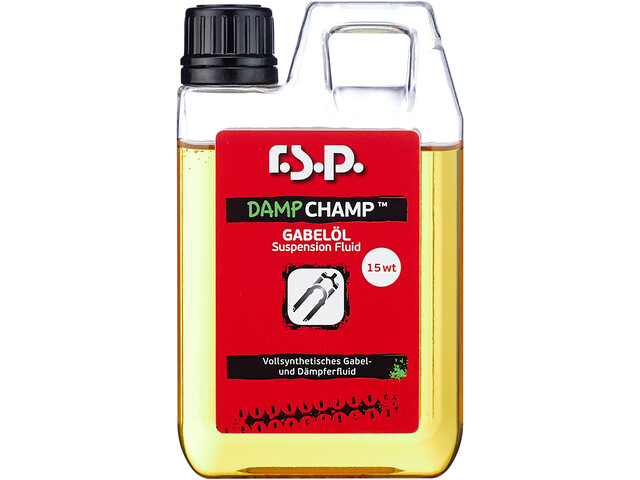 r.s.p. Damp Champ Suspensionfluid 15wt 250ml